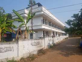 Spacious 2BHK aptmnt in Pezhakapilly, near Sabine Hosp, Muvattupuzha