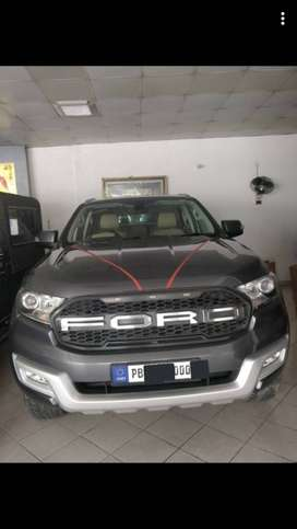 Ford Endeavour diesel 55000 Kms 2016 year