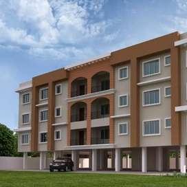 Rukmanigaon 2bhk 70%work complete flat