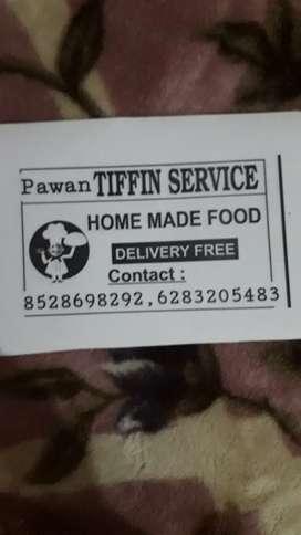 Pawan Tiffin services