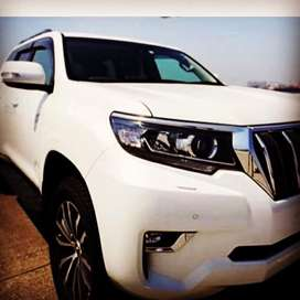 Land cruiser rent a car lahore