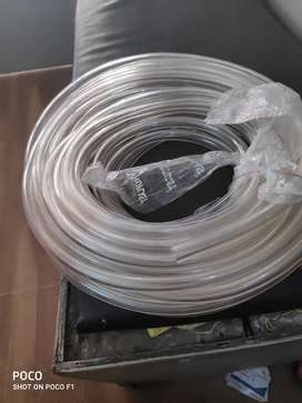 Transprant Gas pipe