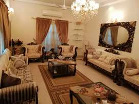 Defence 600yd Bungalow 5 bed with study phase 6 Off RAHAT sale Dem 850