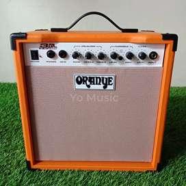 Amplifier Merk Orange Original (8 INCH) Guitar Ampli Murah Medan
