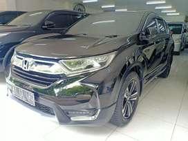 Honda CRV 1.5 prestige automatic 2018 hitam