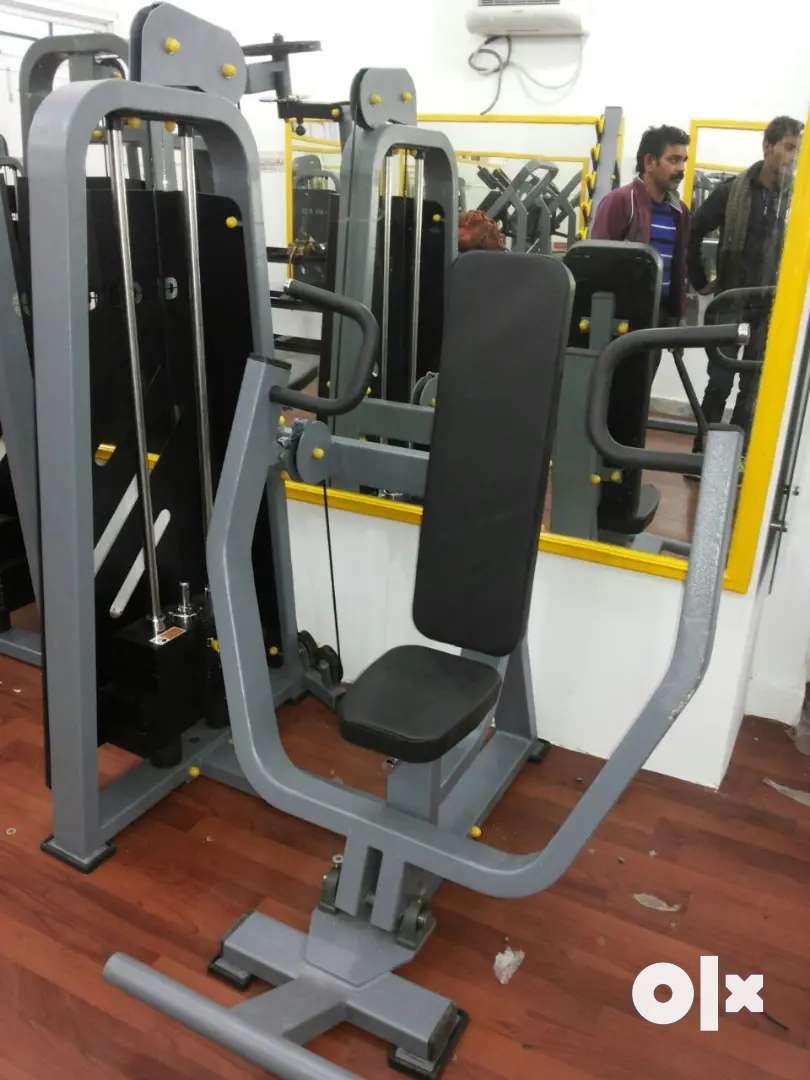 Gym setup aapke budget me high class just rupee 3lac 0