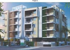 2 bhk semifurnished flat 90% loanable, upto 265000 subsidy
