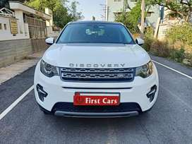 Land Rover Discovery Sport SD4 HSE Luxury 7S, 2016, Diesel
