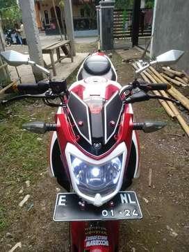 Motor new vixion lightening