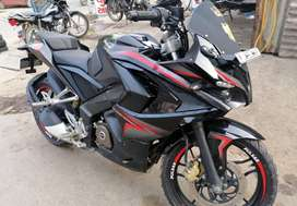 Bajaj pulser RS200