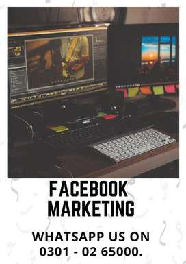 Bfes hiring marketer specialist for face book marketing work