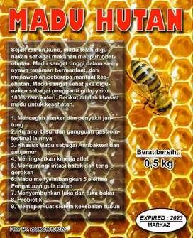 madu hutan markaz herbal yogya