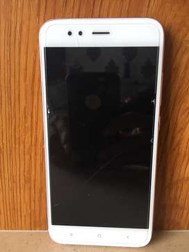 Mi A1. 2 yr used. Intact. Very good condition