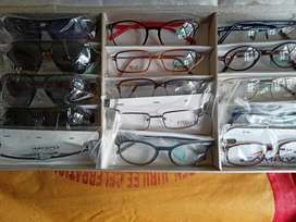 Set of 30  Spectacle's Mixed companies along with two Titan eye plus