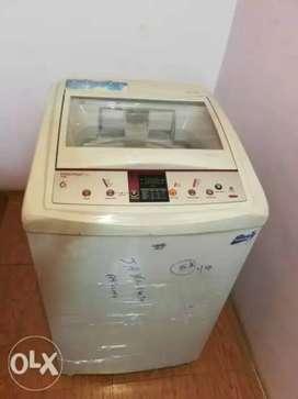 Whirlpool white magic 7kg fully automatic top load washing machine