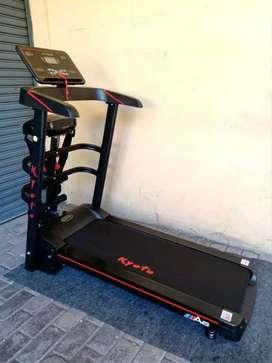 Treadmill elektrik KYOTO harga promo bisa bayar dirumah id 81737