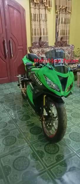 Motor ninja 250di