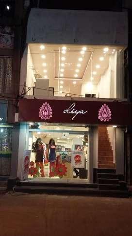 Shop No 1/5 Akash ganga Market, supela