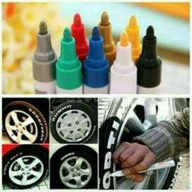 Original Toyo Tire Paint Marker -Spidol Permanen Pewarna Ban Kendaraan