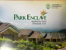 40x80 Level plot available for sale in Park Enclave 03