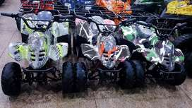 Single lights new import quad atv bike 4 sell at Abdullah Enterprises