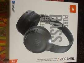 JBL wireless headphones Tune500BT