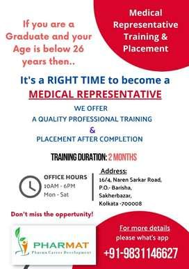 PHARMAT INSTITUTE ( MR Training & Job Placement for Graduate)