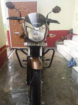 Single handed operated ,well maintained bike very good condition.