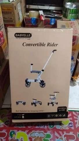 Babyelle S1688 convertible rider