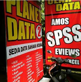 Jasa Analisis Olah Data SPSS Skripsi KTI Kilat Ditunggu Kubu Raya