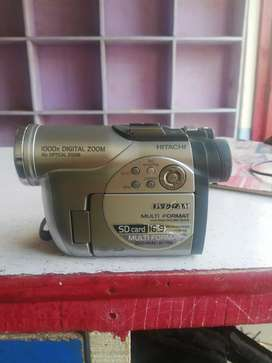 Hitachi camera video sale krna h Jis bhai ny lana ho rabta kry