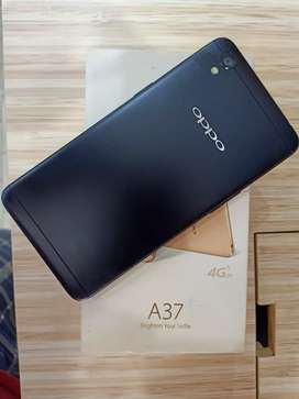 Oppo A37 2GB / 16GB Black Edition