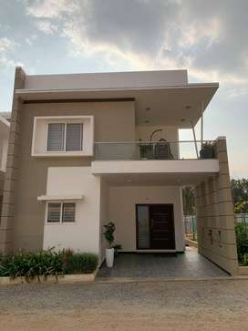 3 BHK Villas for Sale in Heriitage Signature at Shanti Nagar