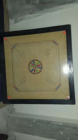 Carom board full new condition