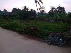 Tanah 150 m Pinggir Jalan Alternatif Dekat Kampus Untirta Sindangsari