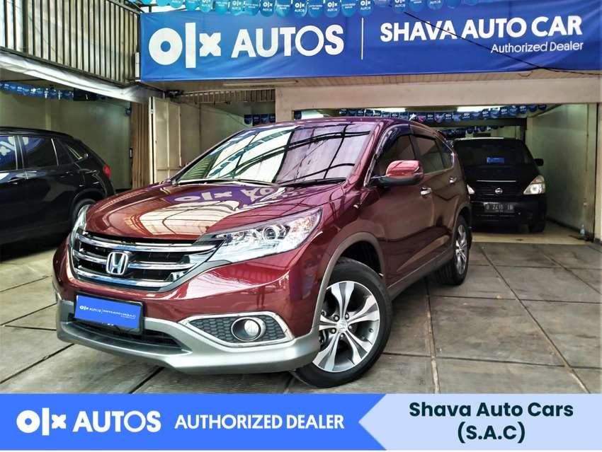 [OLXAutos] Honda CR-V 2012 RM3 2.4 Bensin Merah #Shava