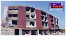 Ready to move commercial shop available for sale in sec 101, Noida