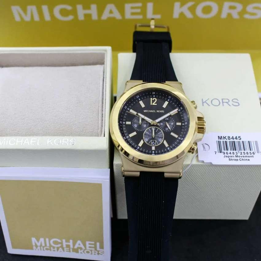 Michael Kors MK 8445 black gold original 0