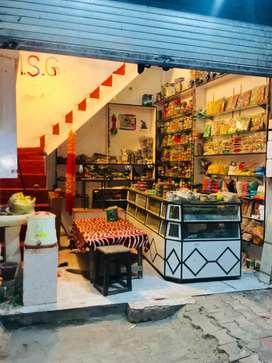 shop for sale at meena bazaar , raikot road , mullanput dakhan