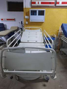 Patient electric bed and hospitals electric and Manual  bed