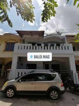 Dijual rumah 2 lantai Taman Baloi Mas