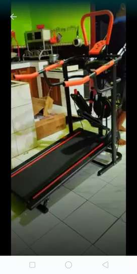 Treadmil manual 7 fungsi57