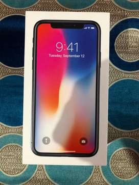 Iphone x 64Gb purchase Date 15 aug amount 6990