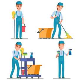 Office Boys (House Keeping & Delivery) - Anna Nagar