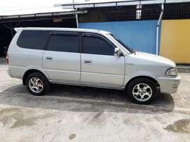 Toyota kijang lgx bensin CC 1.8 tahun 2001