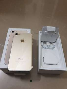 I PHONE 7 32GB GOLD NEW PRODUCT