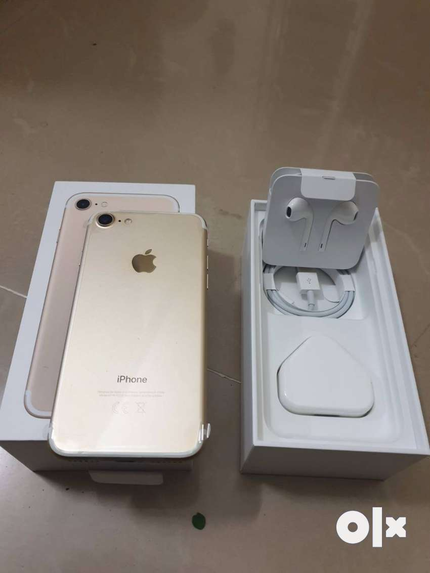 I PHONE 7 32GB GOLD NEW PRODUCT 0