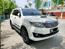 Fortuner g diesel VNT 2013 Automatic