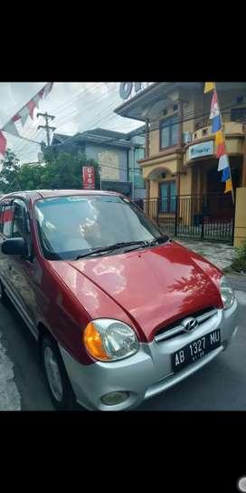 Dijual Hyundai Atoz Mulus Istimewa