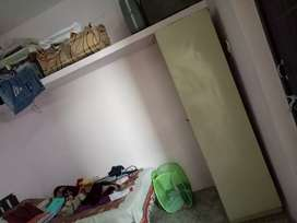 For girls only.. Bed system... Hostel like